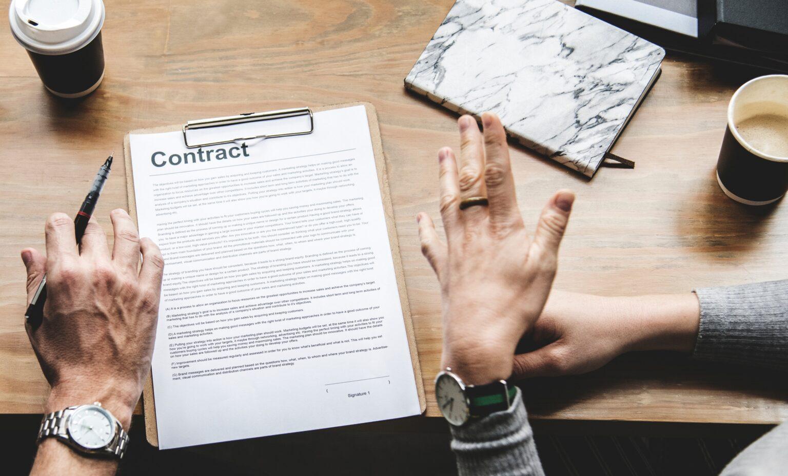Wzory umów